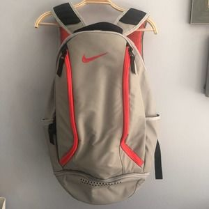Nike Ultimatum Max Air Gear Backpack Multi Pocket